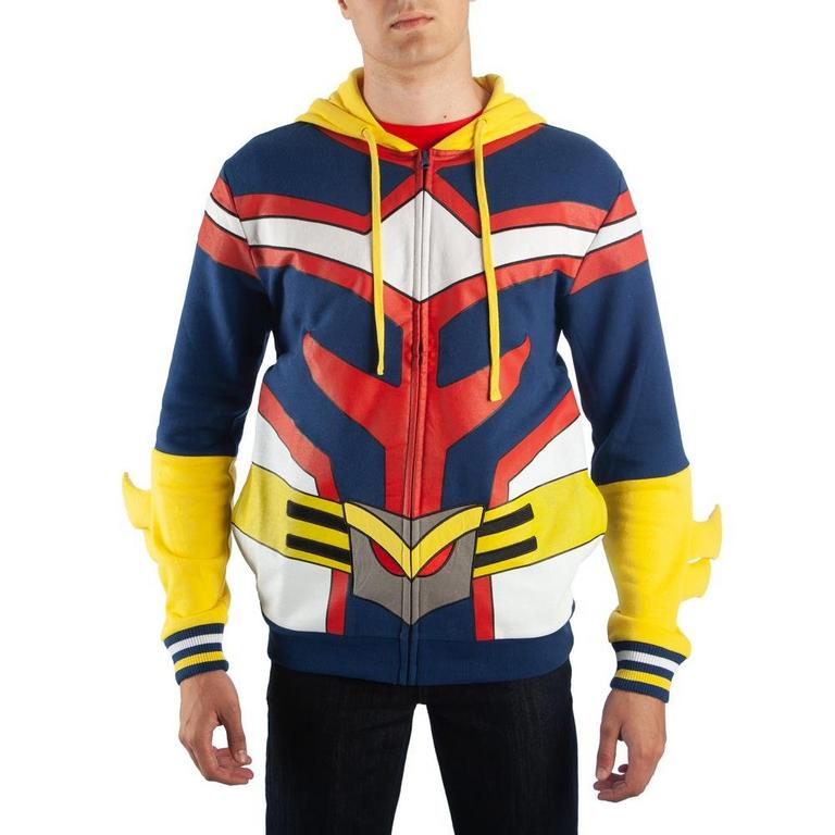 My Hero Academia All Might Hoodie
