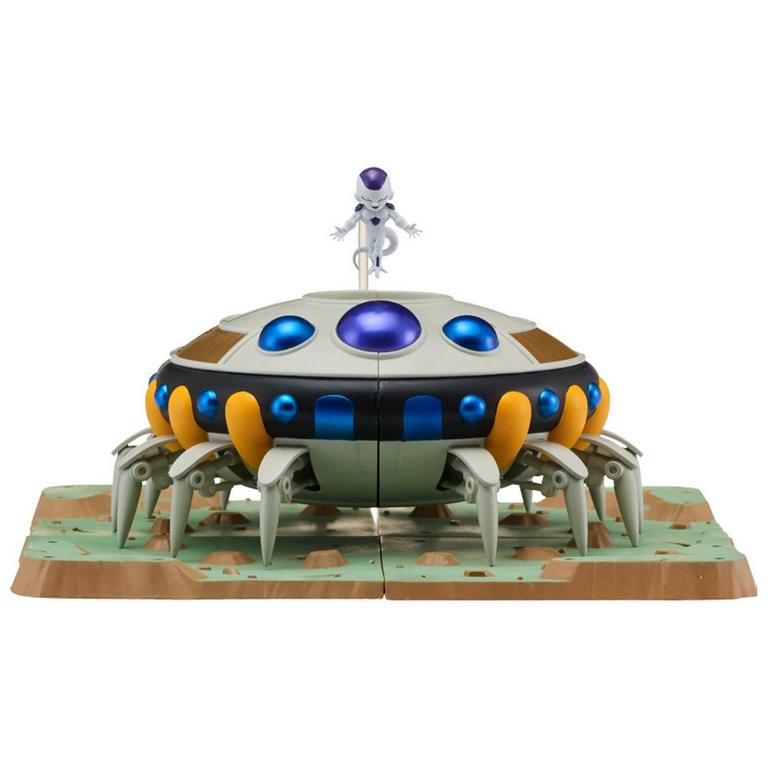 Dragon Ball Super Freiza Mothership Dragon Stars Nano Diorama Set