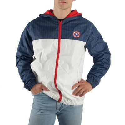 Captain America Shield Jacket