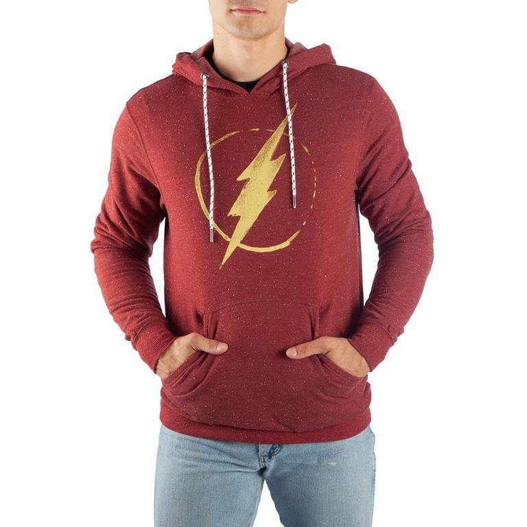 Flash Logo Pullover Hoodie