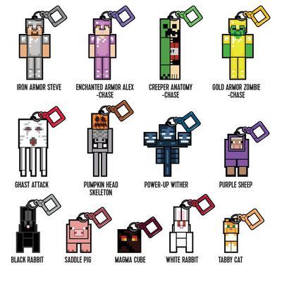 Minecraft Series 5 Hangers Blind Box