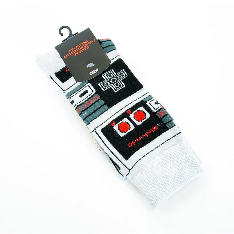 Nintendo Controller Socks