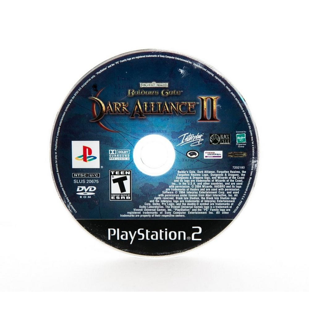 Baldur S Gate Dark Alliance Ii Playstation 2 Gamestop