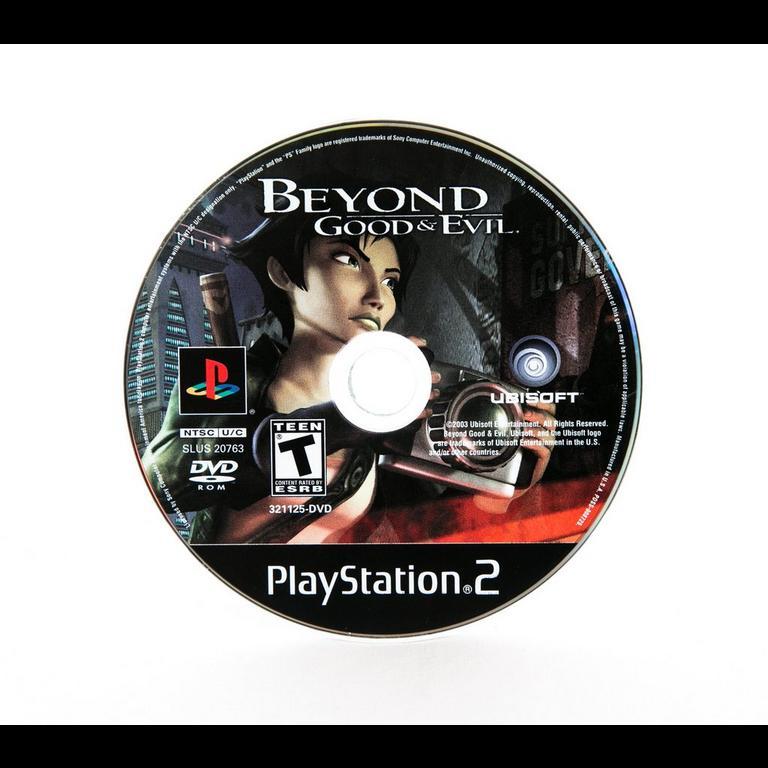 Beyond Good And Evil Playstation 2 Gamestop