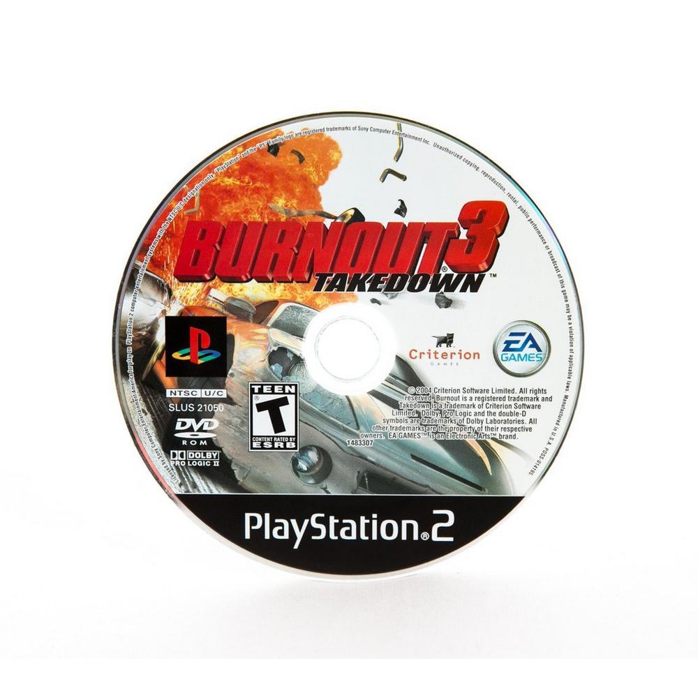 Burnout 3: Takedown | PlayStation 2 | GameStop