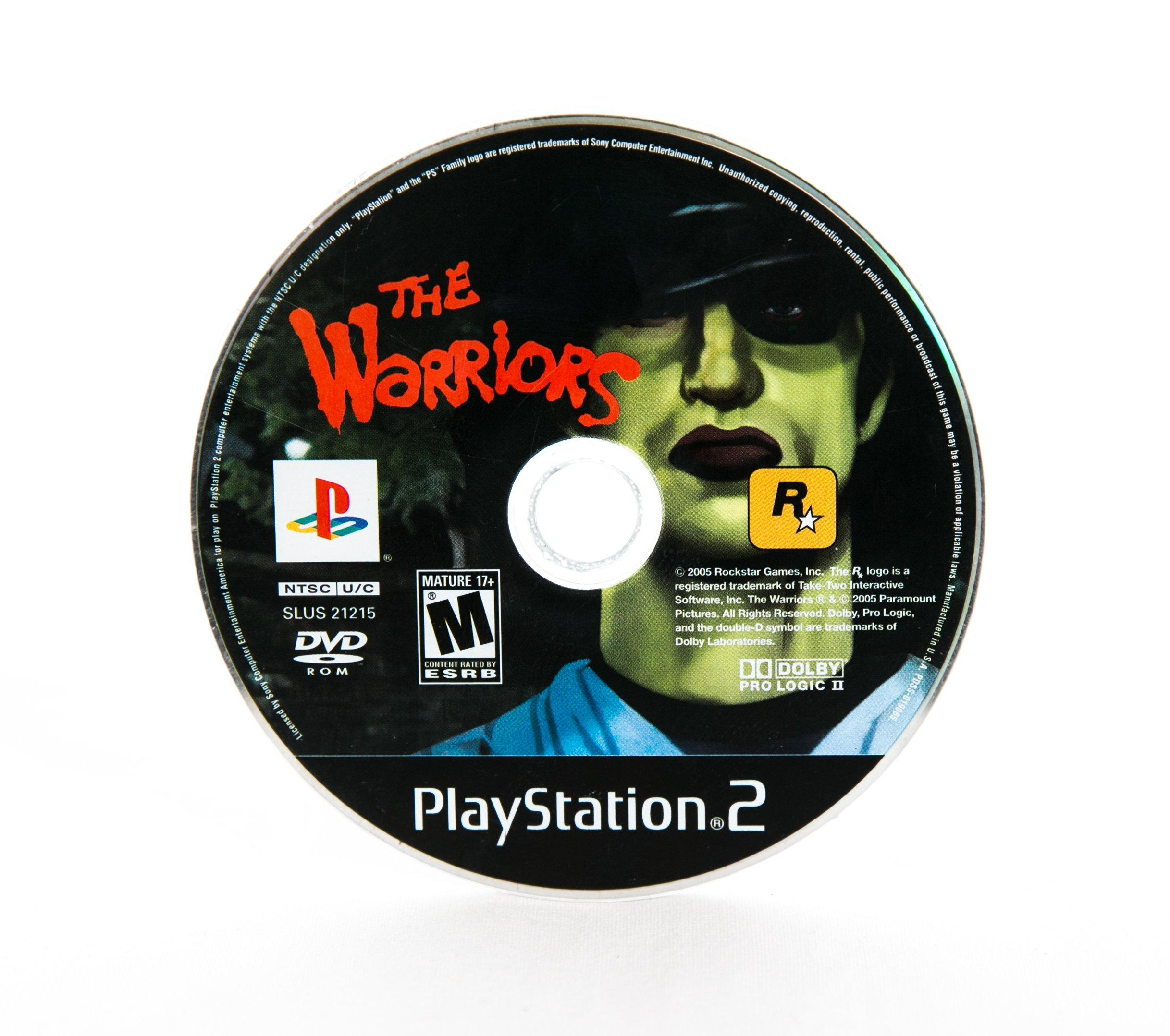 The Warriors | PlayStation 2 | GameStop