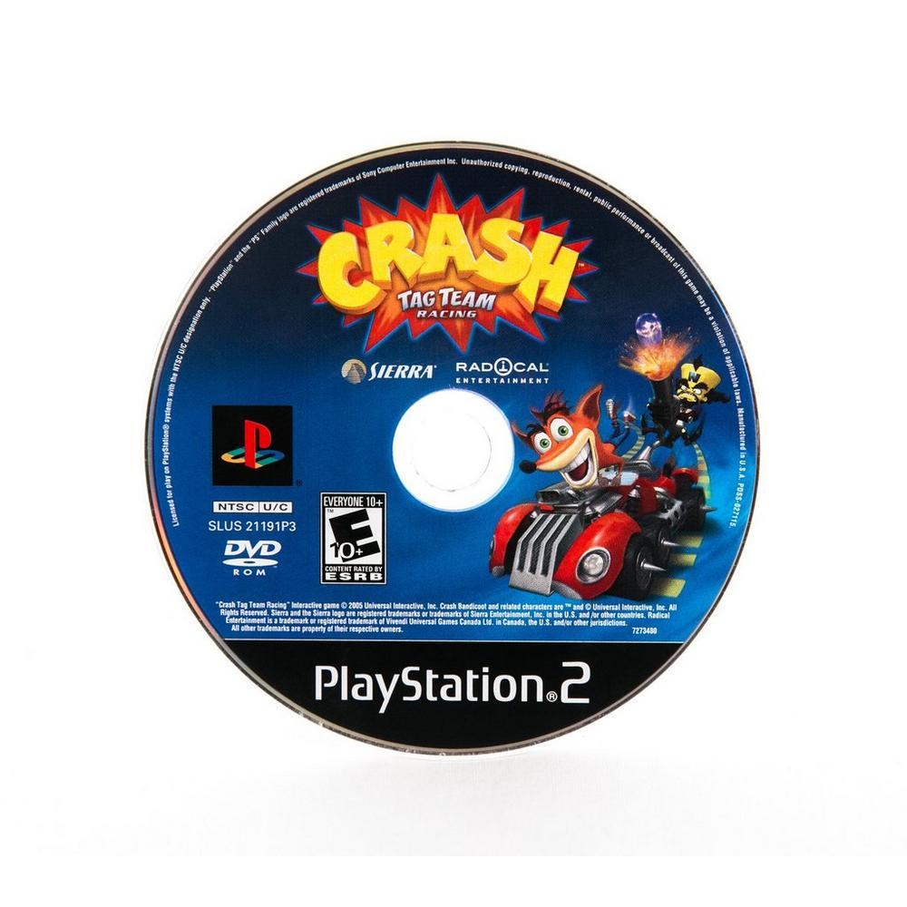 Crash Tag Team Racing | PlayStation 2 | GameStop