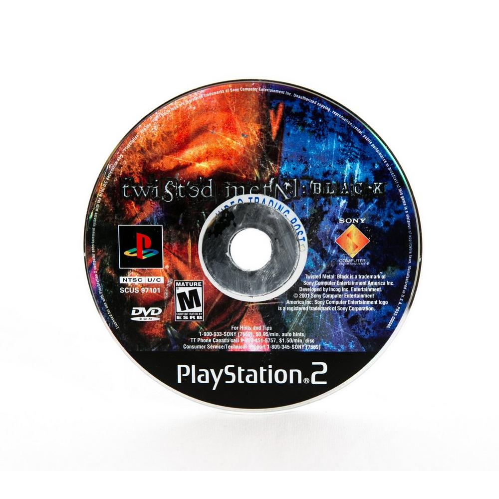 Twisted Metal: Black | PlayStation 2 | GameStop