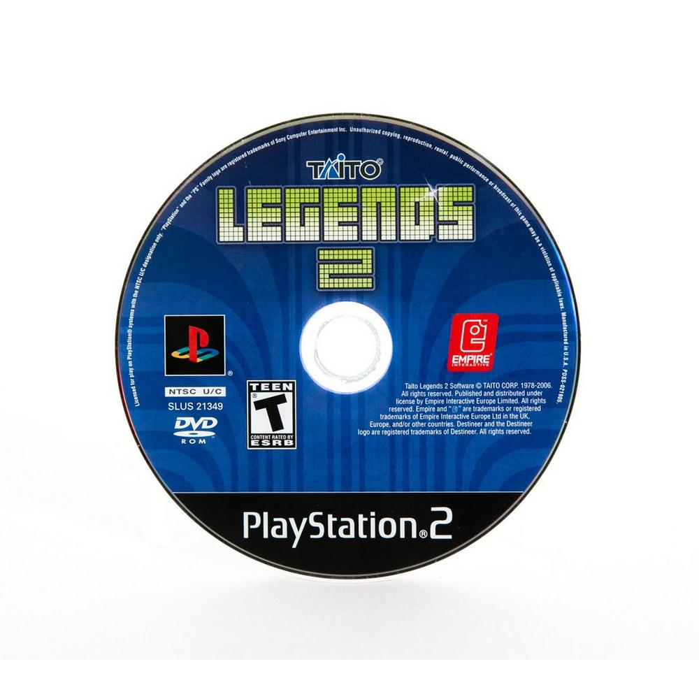 Taito Legends 2PlayStation 2 | GameStop