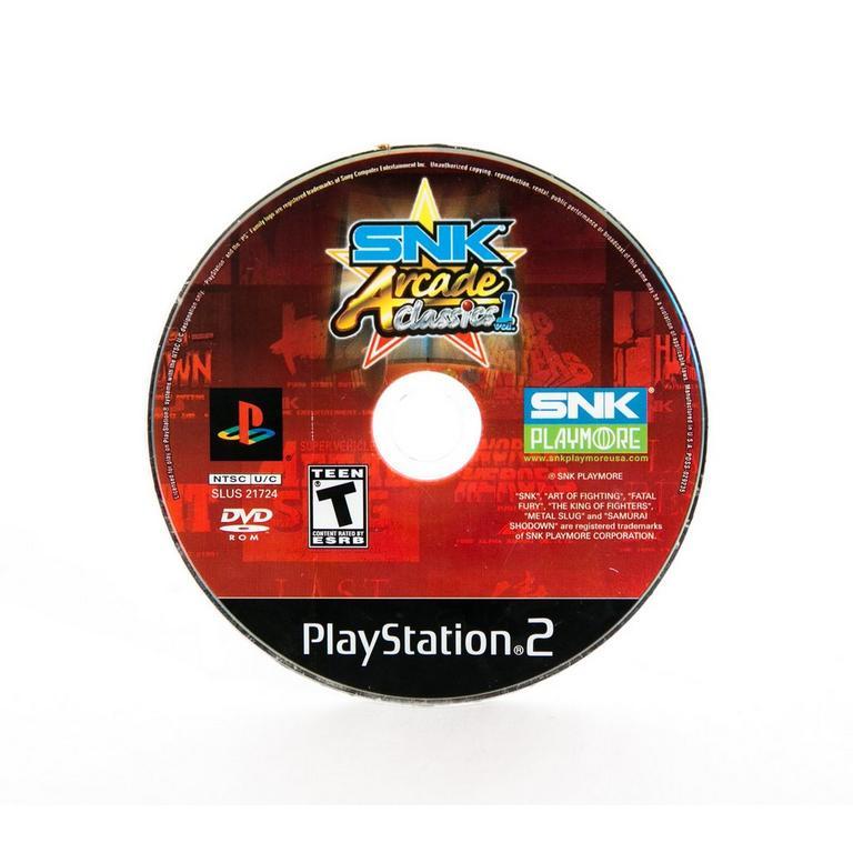 SNK Arcade Classics Vol. 1