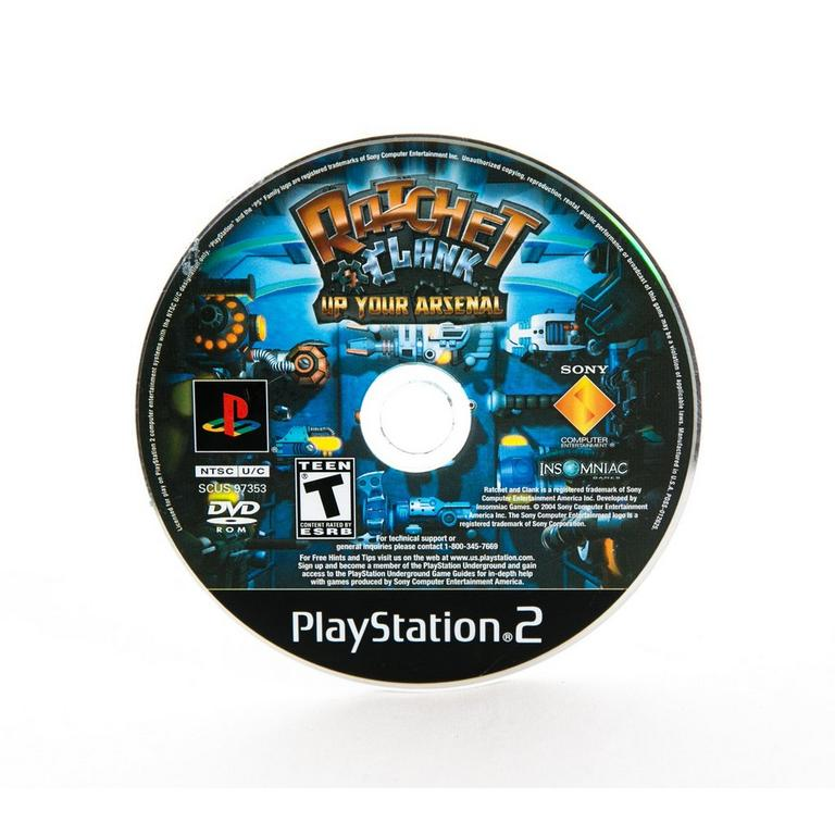 Ratchet and Clank: Up Your Arsenal