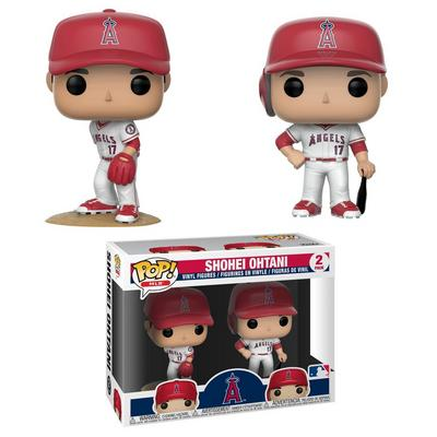 POP! MLB: Angels Shohei Ohtani 2 Pack