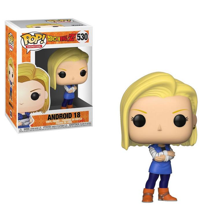 POP! Anime: Dragon Ball Z - Android 18