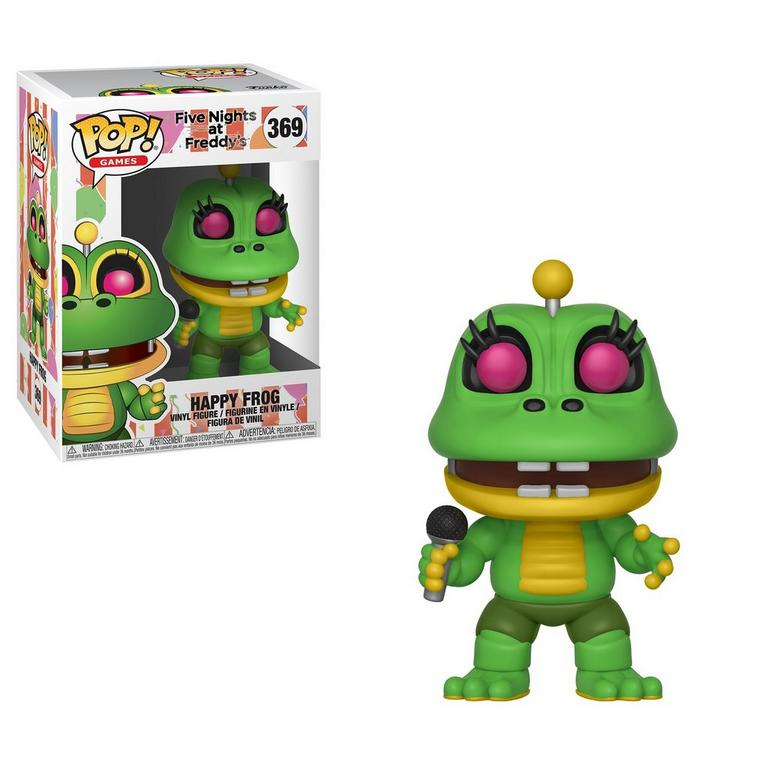 POP! Games: Five Nights at Freddy's Happy Frog