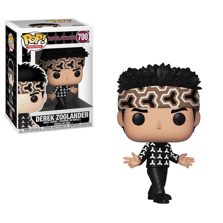 POP! Movies: Zoolander Derek Zoolander