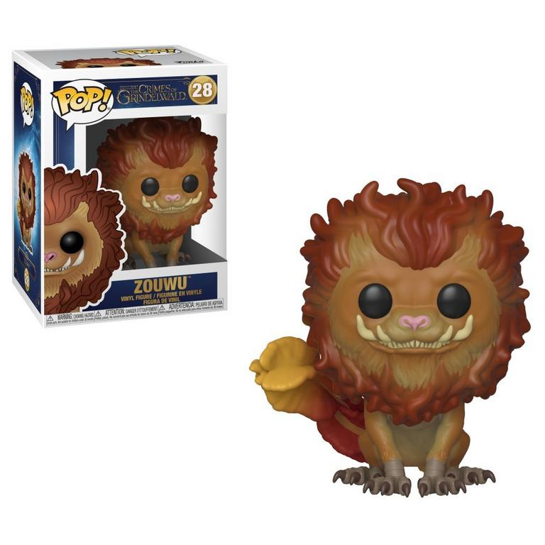 POP! Movies: Fantastic Beasts: The Crimes of Grindelwald - Zouwu