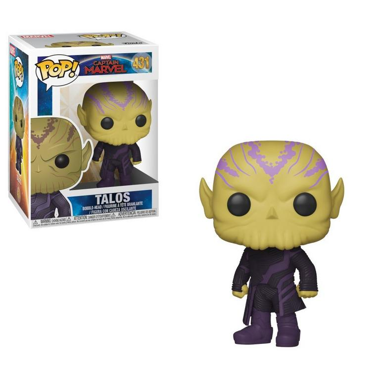 POP! Marvel: Captain Marvel Talos