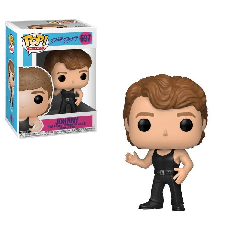 POP! Movies: Dirty Dancing Johnny