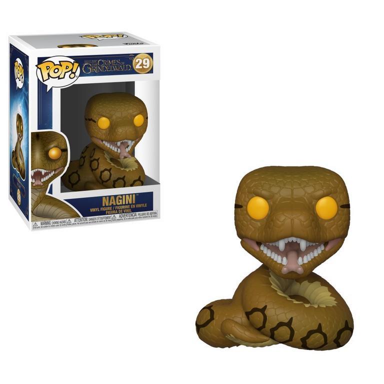 POP! Fantastic Beasts: The Crimes of Grindelwald Nagini