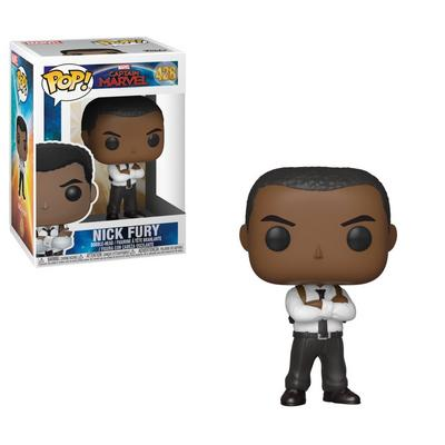POP! Marvel: Captain Marvel Nick Fury