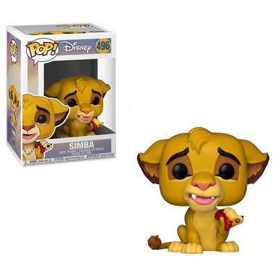 POP! Disney: The Lion King Simba