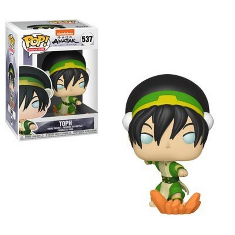 POP! Animation: Avatar The Last Airbender Toph