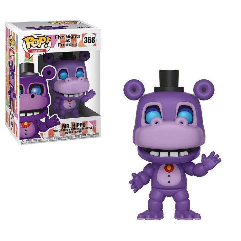 POP! Games: Five Nights at Freddy's Mr. Hippo