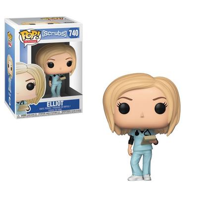 POP! Television: Scrubs Elliot