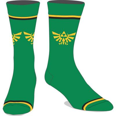 The Legend Of Zelda Hyrule Crest Socks