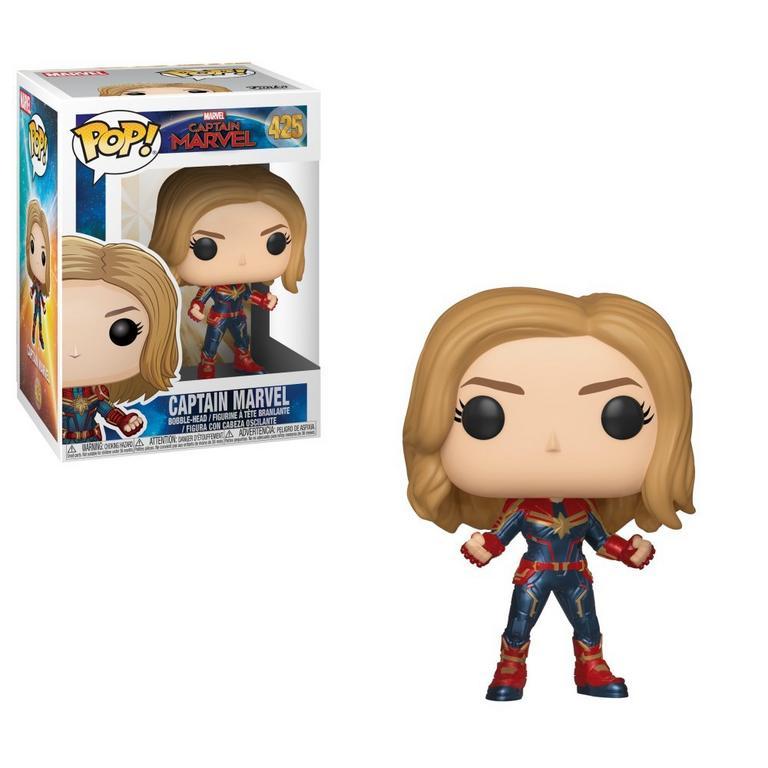 POP! Marvel: Captain Marvel - Captain Marvel