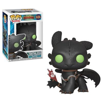 POP! Movies: How to Train Your Dragon: The Hidden World Toothless