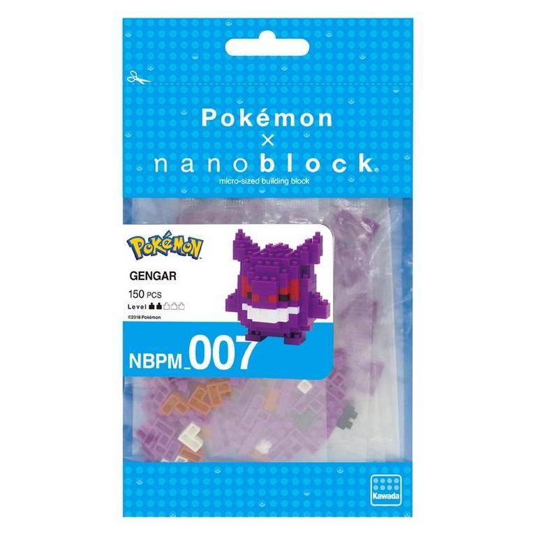 Pokemon Gengar Nanoblock
