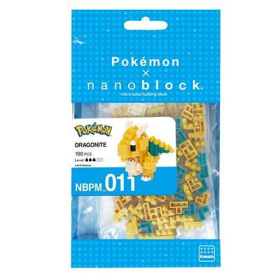 Pokemon Dragonite Nanoblock