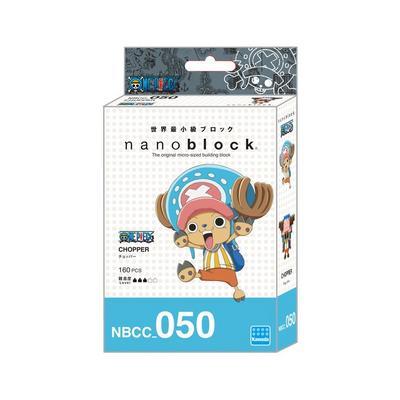 Nanoblocks: One Piece - Chopper