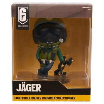 Tom Clancy's Rainbow Six Jager Chibi Collectible Figure