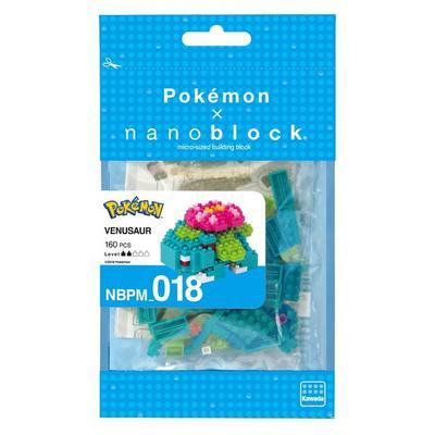 Pokemon Venusaur Nanoblock