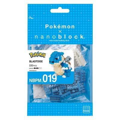 Nanoblocks: Pokemon - Blastoise