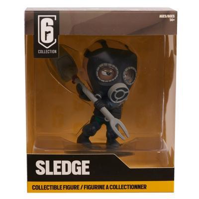 Tom Clancy's Rainbow Six Sledge Chibi Collectible Figure