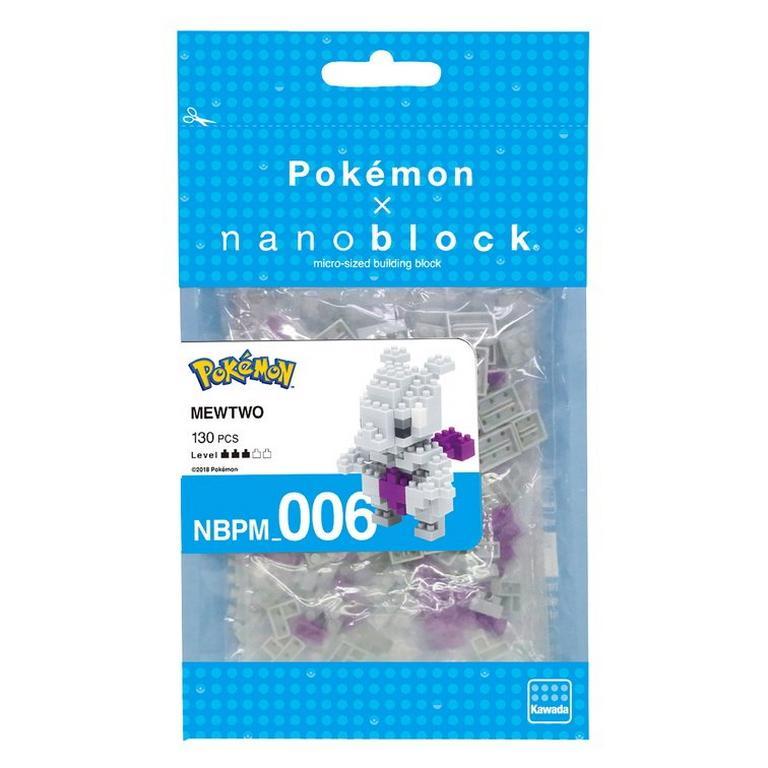 Nanoblocks: Pokemon - Mewtwo