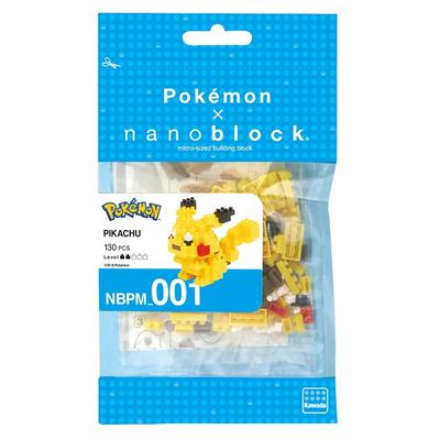 Pokemon Pikachu Nanoblock