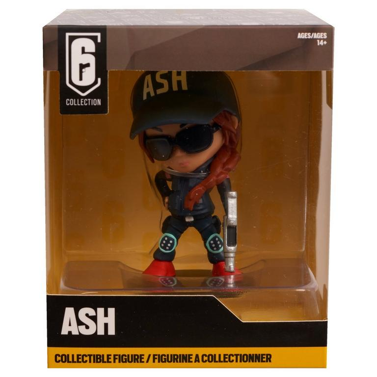Tom Clancy's Rainbow Six Ash Chibi Collectible Figure