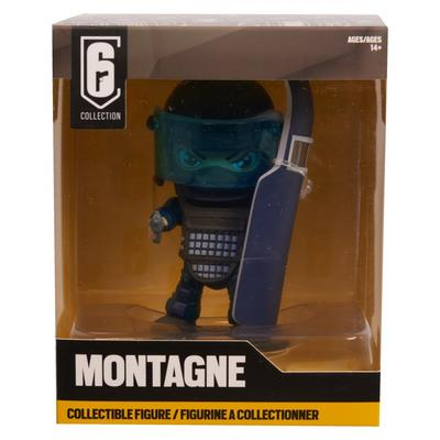 Tom Clancy's Rainbow Six Montagne Chibi Collectible Figure