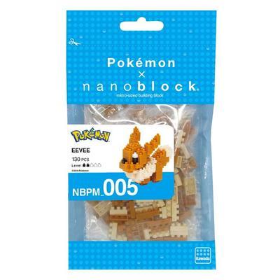 Nanoblocks: Pokemon - Eevee
