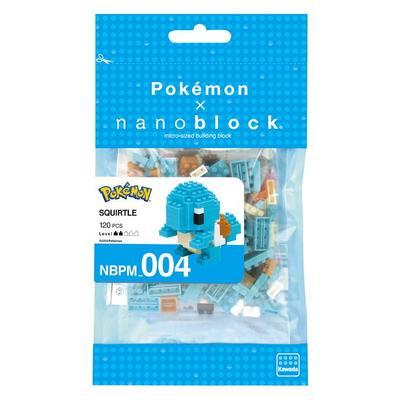 Pokemon Squirtle Nanoblock