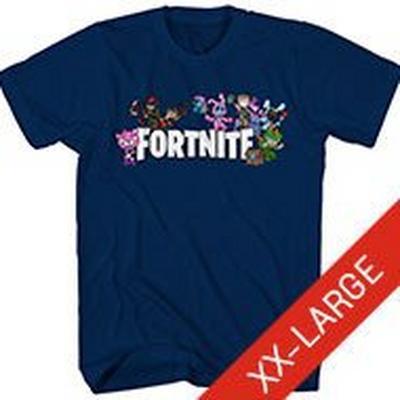 Fortnite Chibi Group Logo T-Shirt