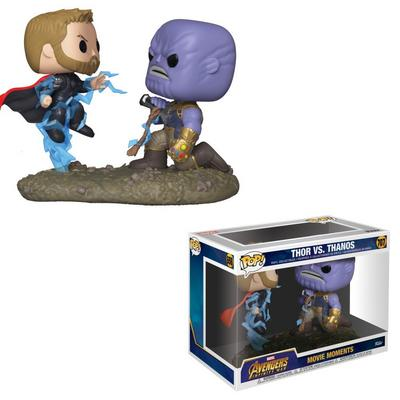 POP! Movie Moments: Marvel Avengers Infinity War Thor vs. Thanos
