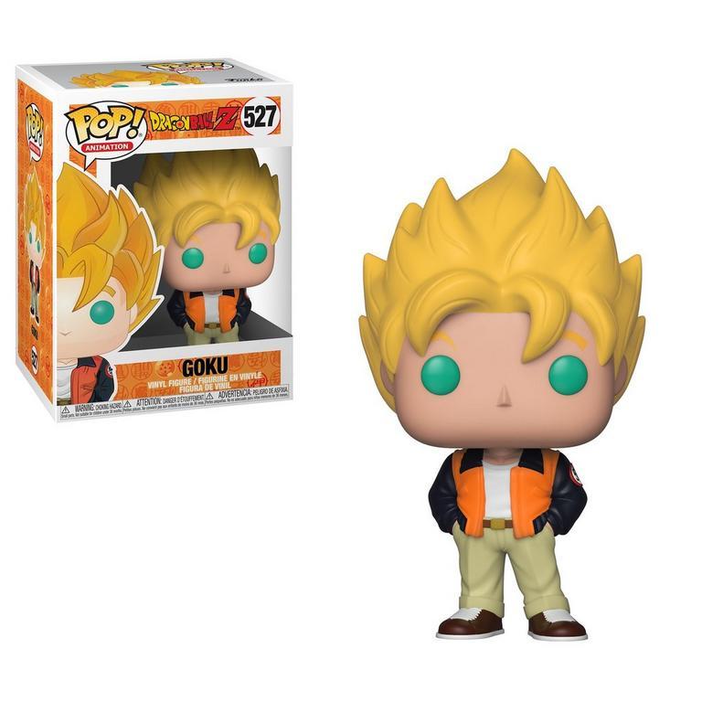 POP! Animation: Dragon Ball Z Goku Casual