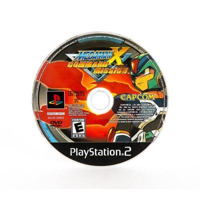 Mega Man X Command Mission