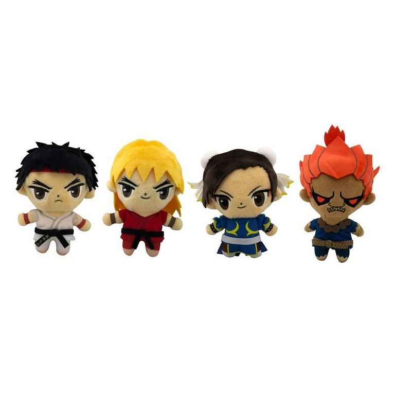Street Fighter Assorted Plushes