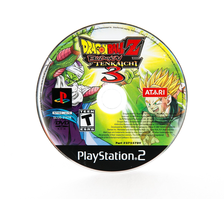 Dragon Ball Z: Budokai Tenkaichi 3 | PlayStation 2 | GameStop